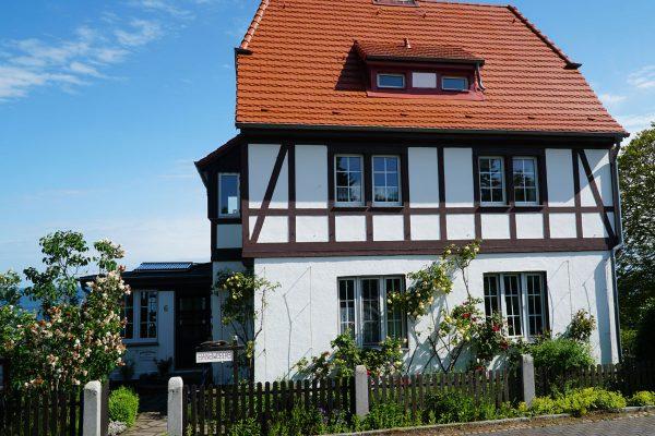 Urlaub an der Ostsee im Kapitänshaus Trost auf Rügen